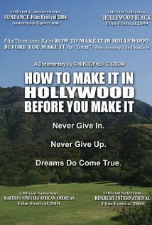How to Make It in Hollywood Before You Make It Technical Specifications