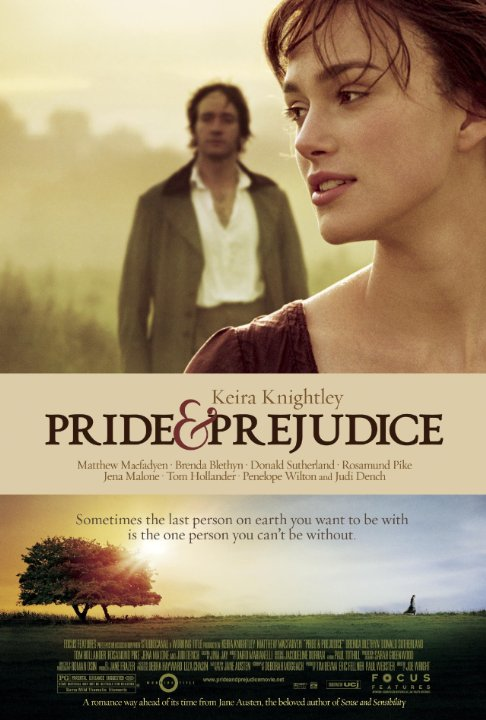 Pride & Prejudice (2005) Technical Specifications
