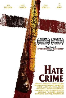 Hate Crime Technical Specifications