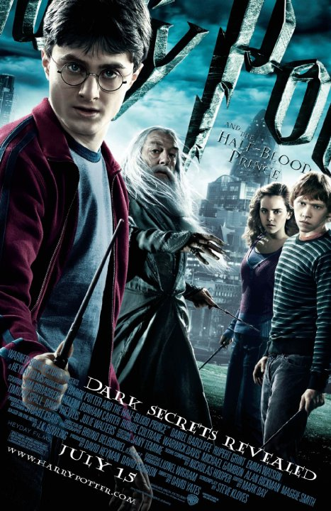 Harry Potter and the Half-Blood Prince Technical Specifications