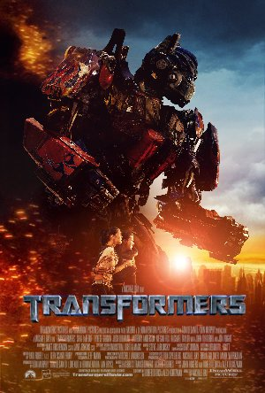 Transformers (2007) Technical Specifications