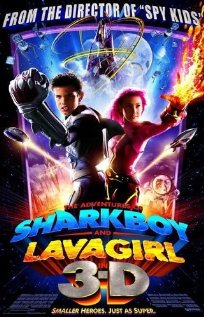 The Adventures of Sharkboy and Lavagirl 3-D | ShotOnWhat?