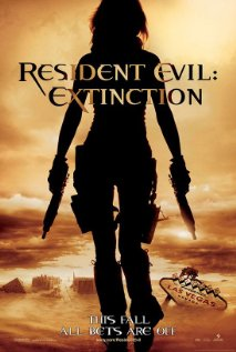 Resident Evil: Extinction Technical Specifications