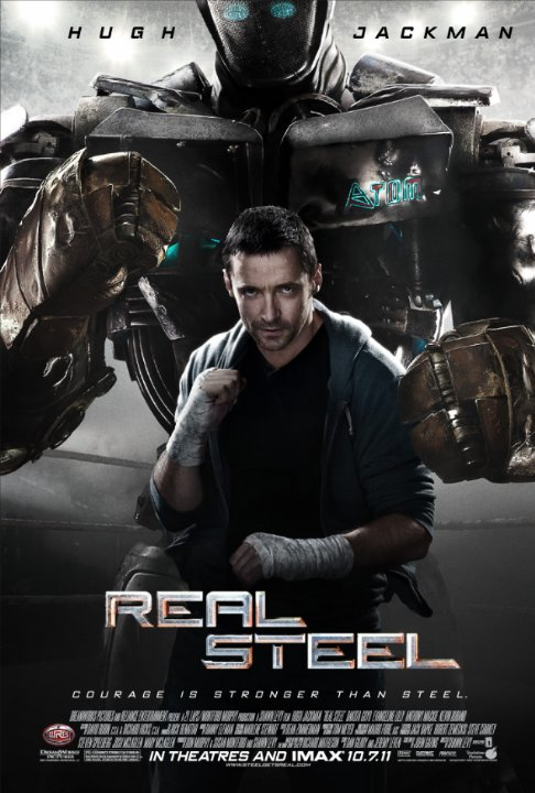 Real Steel (2011) Technical Specifications
