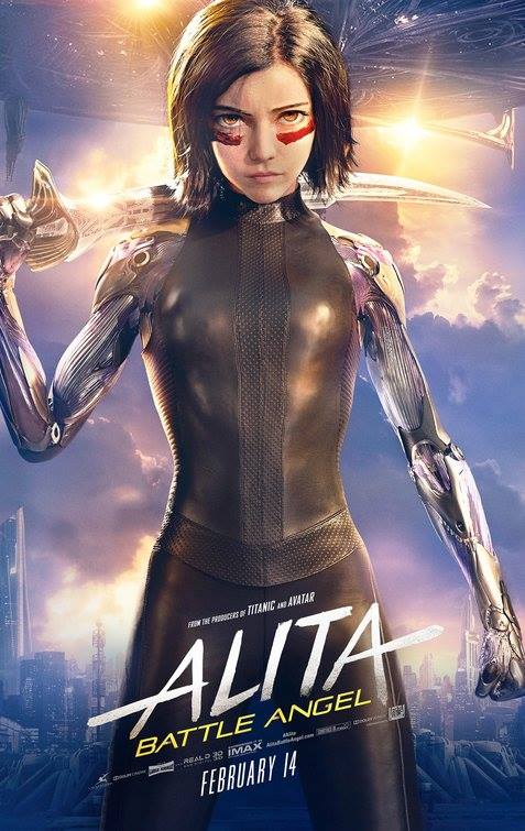 Alita: Battle Angel (2019)  Technical Specifications