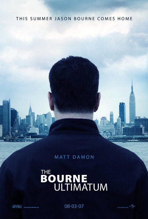The Bourne Ultimatum Technical Specifications