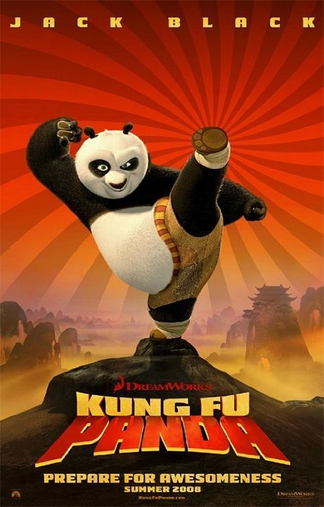 Kung Fu Panda Technical Specifications