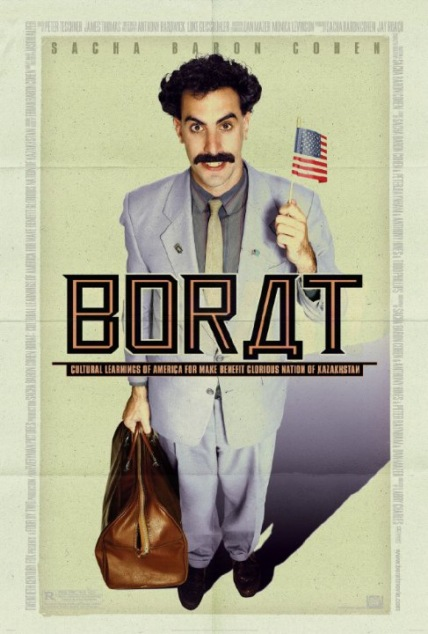 Borat: Cultural Learnings of America for Make Benefit Glorious Nation of Kazakhstan | ShotOnWhat?