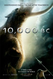 10,000 BC Technical Specifications