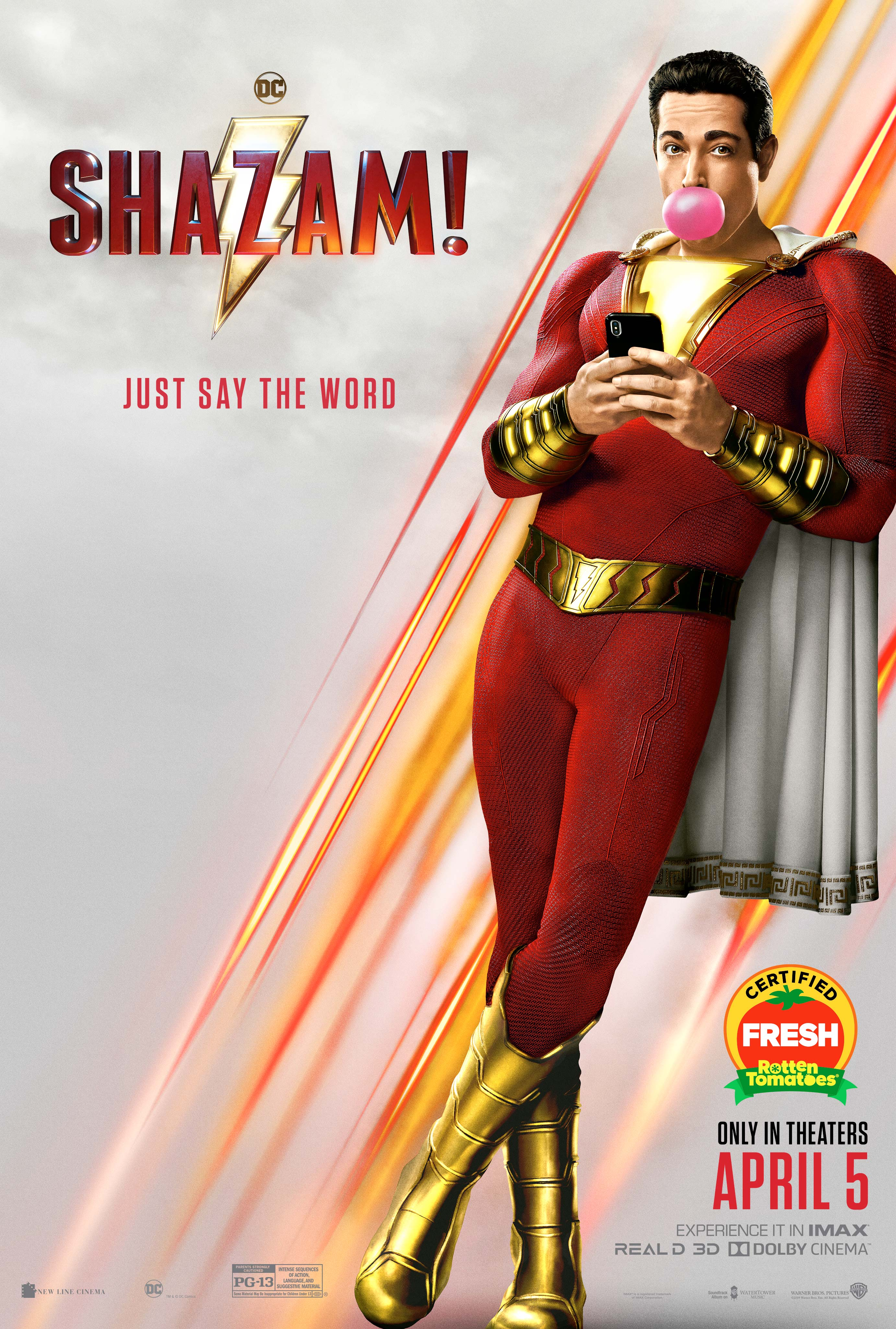 Shazam! (2019)  Technical Specifications