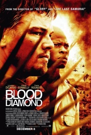 Blood Diamond Technical Specifications
