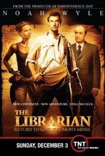 The Librarian: Return to King Solomon's Mines Technical Specifications