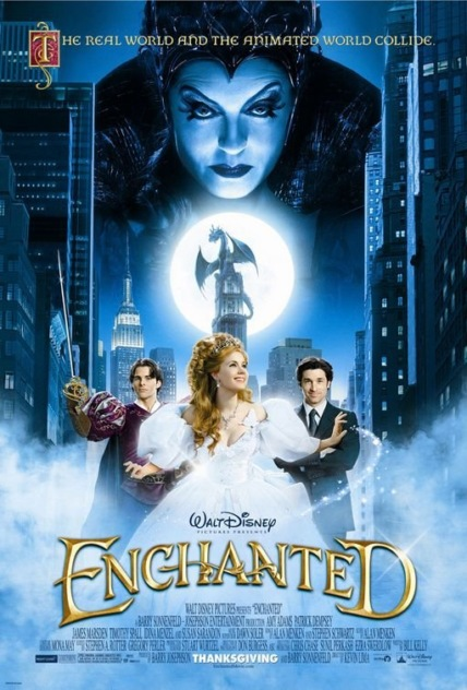 Enchanted Technical Specifications