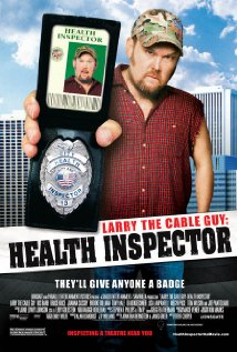 Larry the Cable Guy: Health Inspector Technical Specifications