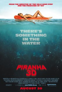 Piranha 3D (2010) Technical Specifications