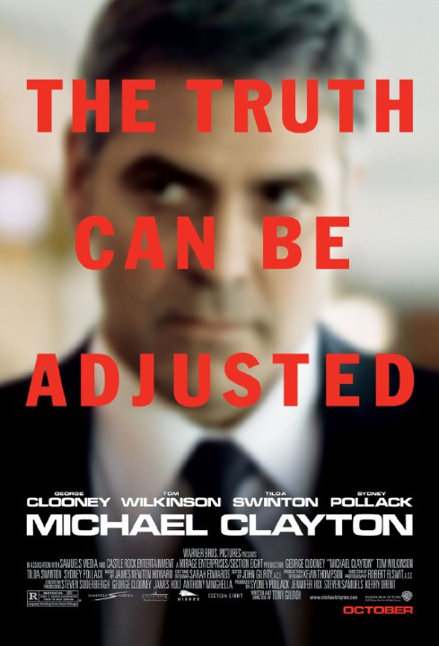 Michael Clayton (2007) Technical Specifications