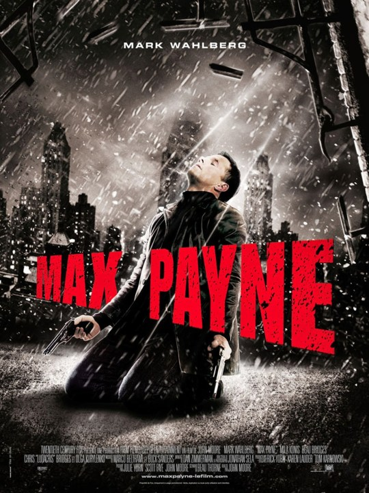 Max Payne Technical Specifications