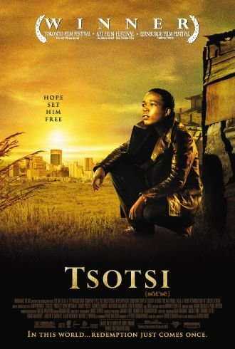 Tsotsi Technical Specifications