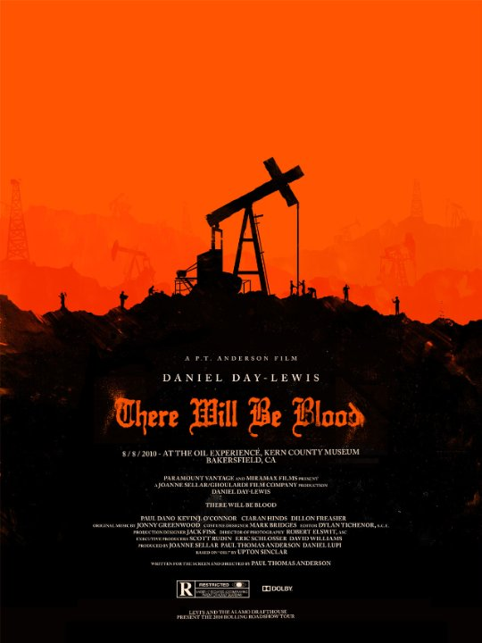 There Will Be Blood (2007) Technical Specifications
