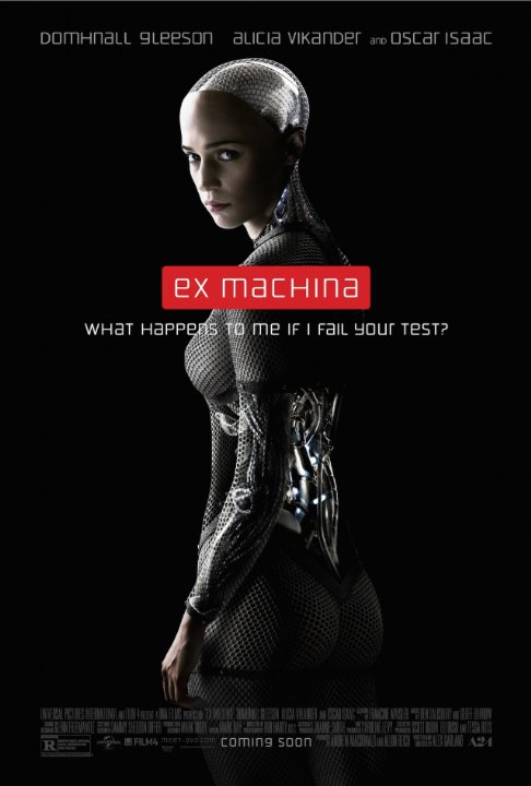Ex Machina (2015) Technical Specifications