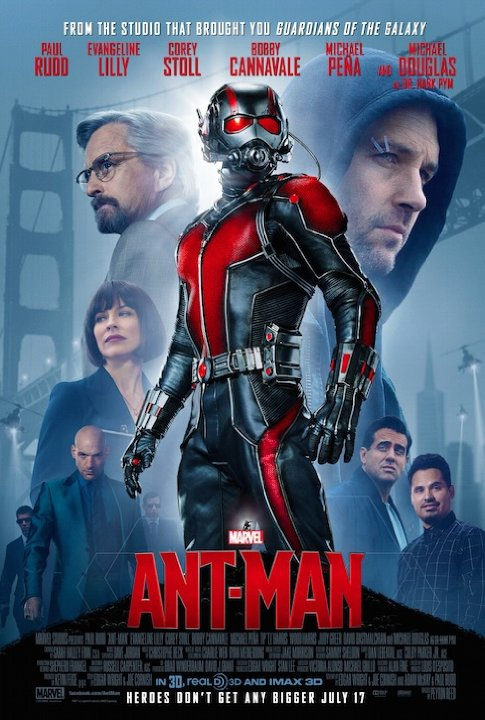 Ant-Man (2015) Technical Specifications