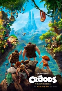The Croods Technical Specifications