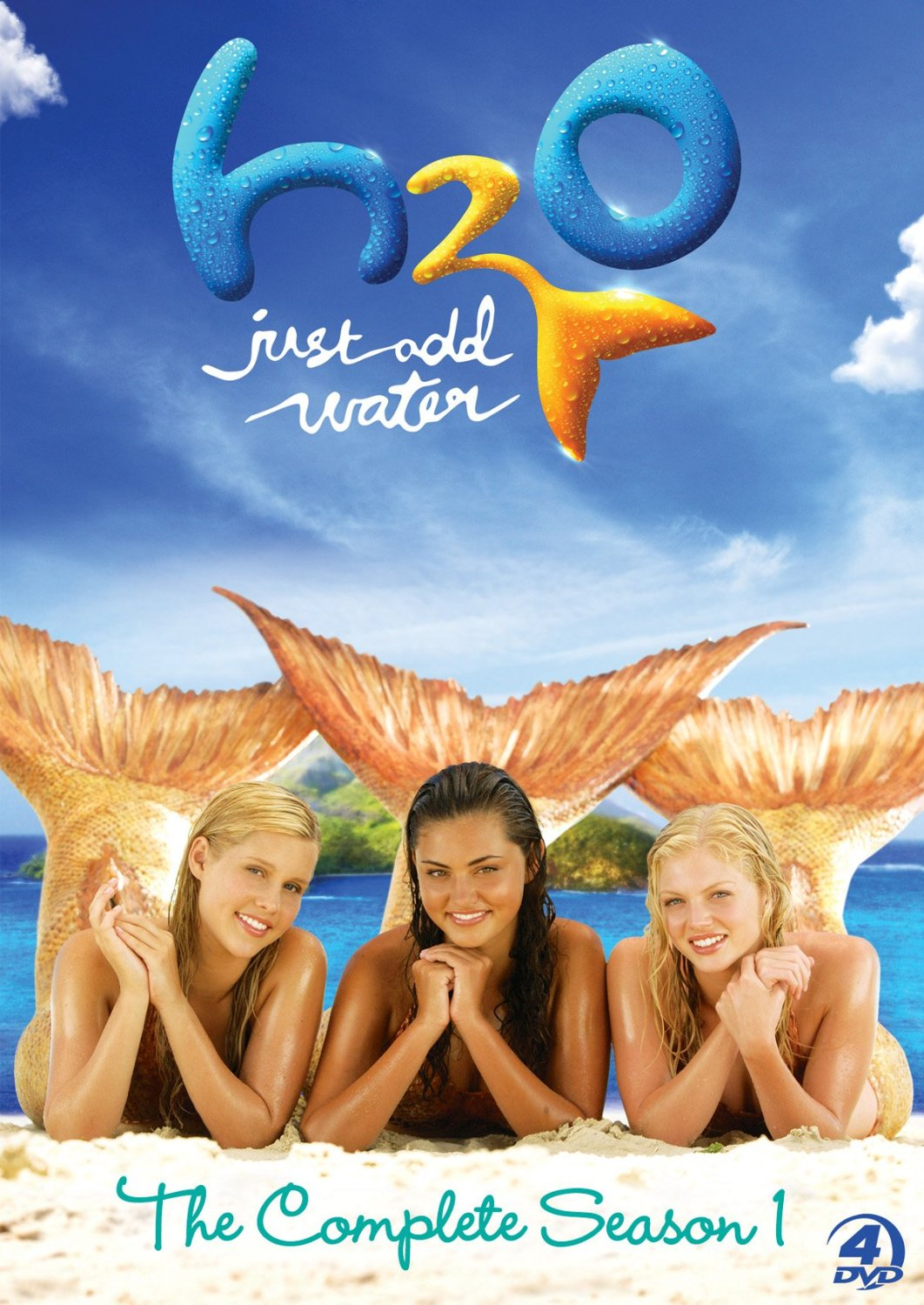H2O: Just Add Water (2006) Technical Specifications