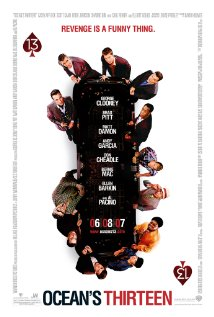 Ocean's Thirteen | ShotOnWhat?