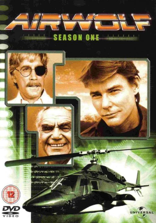"""Airwolf"" Echoes from the Past Technical Specifications"