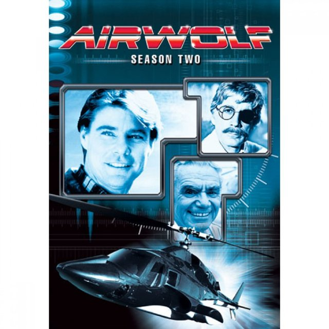 """Airwolf"" Out of the Sky 