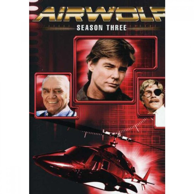 """Airwolf"" The Girl Who Fell from the Sky 