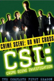 """CSI: Crime Scene Investigation"" Blood Drops 
