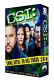 """CSI: Crime Scene Investigation"" Butterflied 
