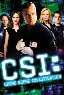 """CSI: Crime Scene Investigation"" Ellie 