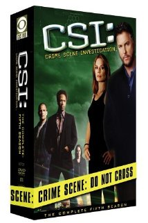 """CSI: Crime Scene Investigation"" Iced 