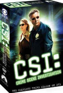 """CSI: Crime Scene Investigation"" Lady Heather's Box 