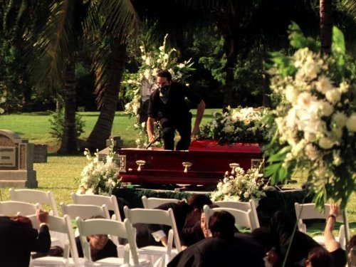 """CSI: Miami"" From the Grave Technical Specifications"
