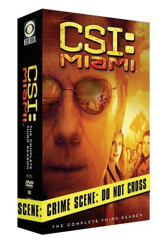 """CSI: Miami"" Identity Technical Specifications"