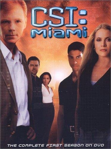 """CSI: Miami"" Just One Kiss Technical Specifications"