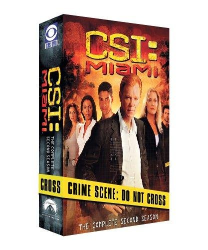 """CSI: Miami"" Rap Sheet 