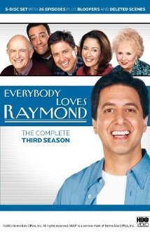 """Everybody Loves Raymond"" Ray Home Alone 