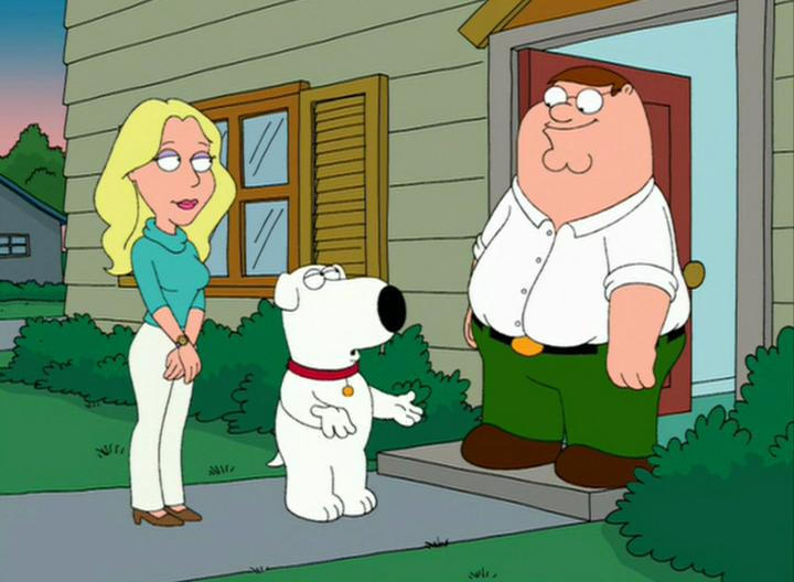 """Family Guy"" Brian the Bachelor"