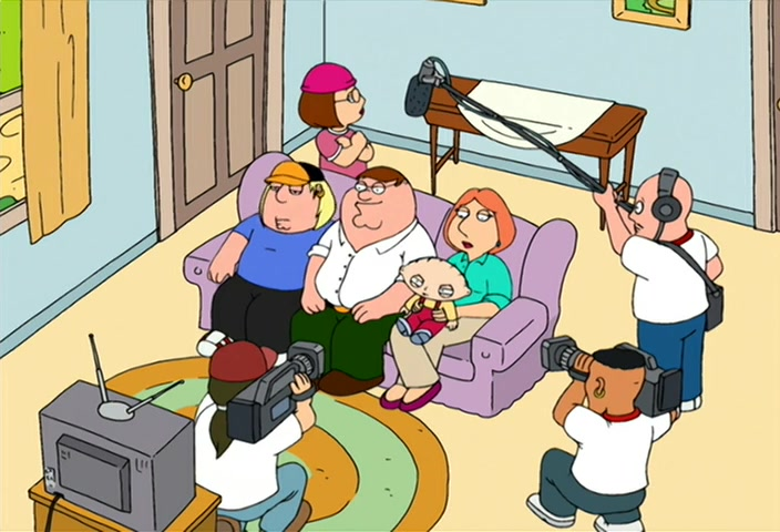 """Family Guy"" Fifteen Minutes of Shame"