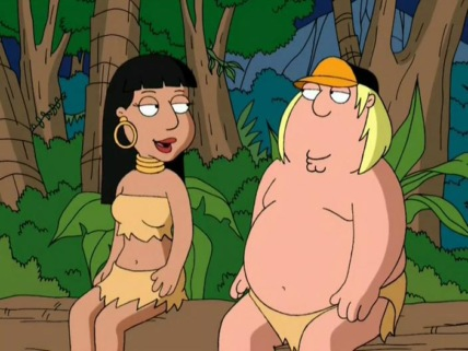 """Family Guy"" Jungle Love Technical Specifications"