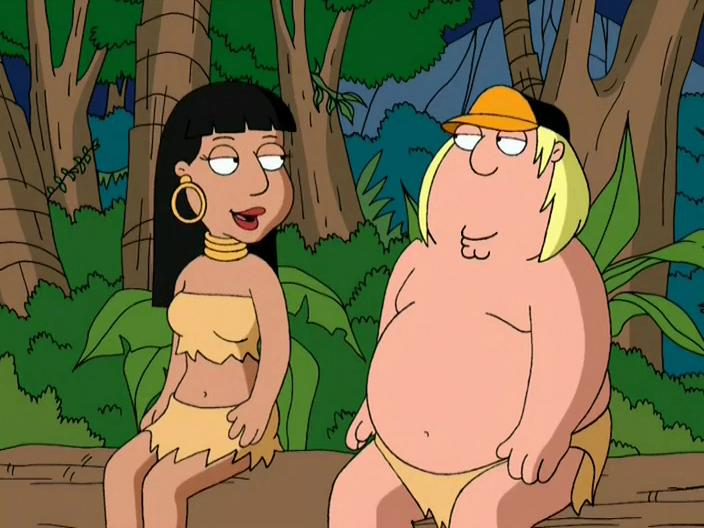 """Family Guy"" Jungle Love"