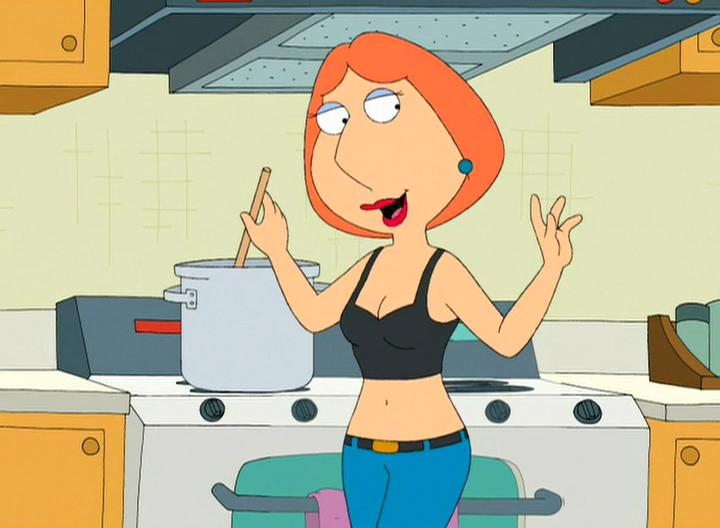 """Family Guy"" Model Misbehavior"