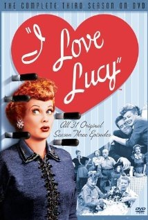 """I Love Lucy"" The Black Wig 