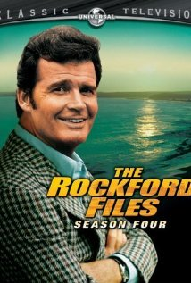 """The Rockford Files"" Tall Woman in Red Wagon 