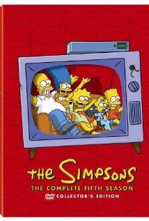 """The Simpsons"" Cape Feare"