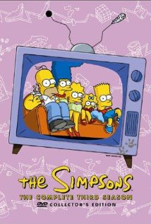 """The Simpsons"" Stark Raving Dad"